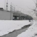 Путепровод в створе Российского и Индустриального проспектов