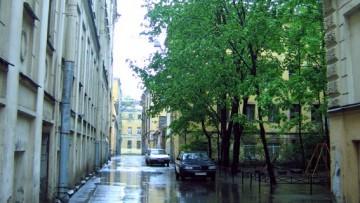 Кадетский переулок