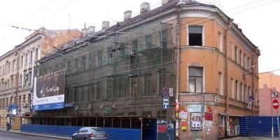 Загородный проспект, 3, дом Рогова