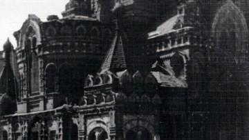 Троицкая церковь, Святой Троицы, улица Марата, Николаевская, подготовка к сносу