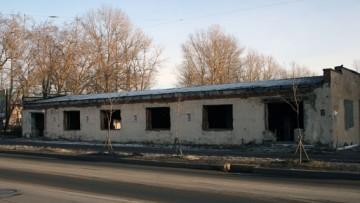 Днепропетровская улица, 10, деверообрабатывающий завод, снос