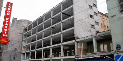 Бармалеева улица, 6, реконструкция