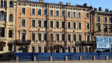 Фабрика одежды Санкт-Петербурга, ФОС-П, набережная реки Мойки, 79
