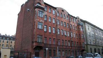 Кирилловская улица, 23