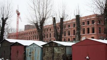 Корпус Александро-Невской мануфактуры, проспект Обуховской Обороны, 70