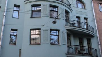 Подрезова улица, 18, Северный модерн на Петроградской