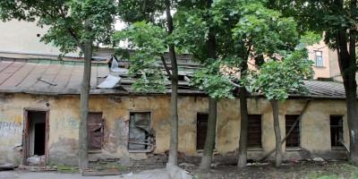 Суворовский проспект, дом 57, литера Б