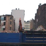 3-я Советская улица, 40, после сноса