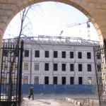Строительство жилых зданий на Парадной улице