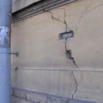 «Маячок» на стене дома № 37 по Кирочной улице