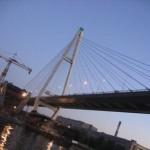 Большой Обуховский, вантовый мост