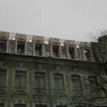 Улица Декабристов, 40, реконструкция под гостиницу, строительство мансарды