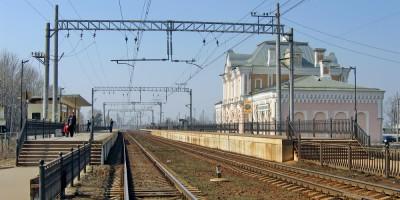 Железнодорожная станция Володарская