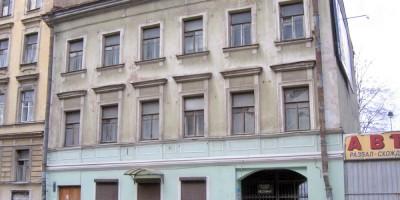 8-я Советская улица, дом 4