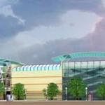 Проект многофункционального торгово-развлекательного комплекса у метро Ломоносовская