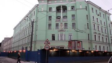 Кирпичный переулок, 1, Малая Морская, 4, вестибюль станции метро Адмиралтейская