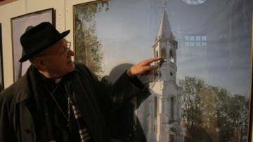 Католическая церковь, храм Посещения Пресвятой Девы Марии, настоятель Рихард Штарк