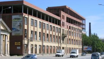 Свердловская набережная, 44, здание завода Промет