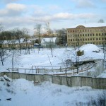 Капитальный ремонт Польского сада