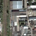 Подъездной путь к заводу Вагонмаш, Варшавский линия железной дороги