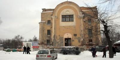 Свято-Троицкая церковь на Октябрьской
