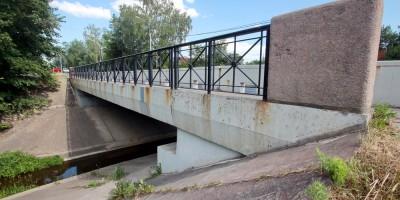 Александровская, Александровский мост