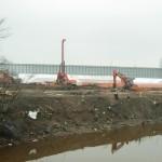 Берегоукрепление реки Охты, Охта-центр