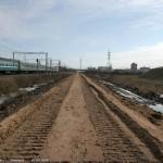 Строительство Малой Октябрьской детской железной дороги