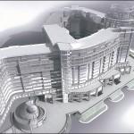 Проект комплекса Платинум на Свердловской набережной, 58