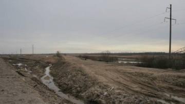 Насыпь Царской, Царскосельской железной дороги