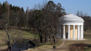 Павловск, Павловский парк, павильон Храм дружбы