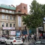 Реконструкция, надстройка дома на проспекте Чернышевского, 18, Фурштатской улице, 18
