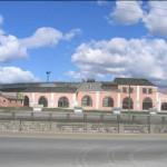 Веерное, поворотное депо Николаевской железной дороги, набережная Обводного канала, 43