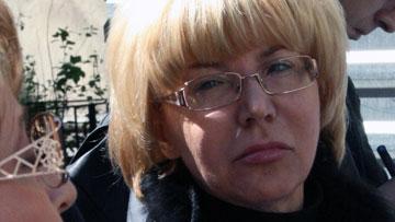 Председатель комитета по охране памятников Вера Дементьева
