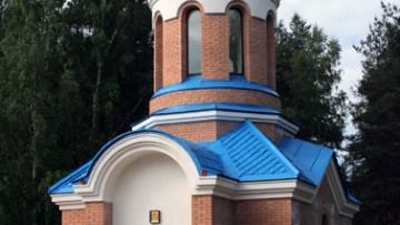Часовня при Озерковском кладбище, деревня Озерки