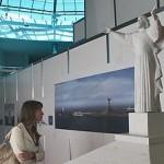 Монумент Андрея Первозванного в Финском заливе, проект