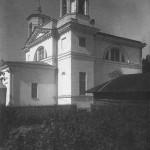 Церковь во имя Смоленской Иконы Божией Матери в слободе Большое Пулково