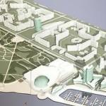 Парк имени 300-летия Санкт-Петербурга, проект застройки