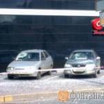 Бизнес-центр Бенуа, Пискаревский проспект, 2, обрушение витража