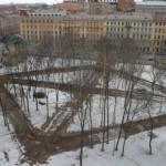 Благовещенский сад, сквер