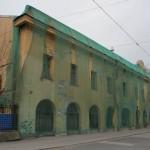 Гостиный двор, Тифлисская улица, 1, библиотека Академии наук