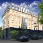 Жилой дом на Арсенальной набережной, проект