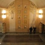 Станция метро Спасская, подземный зал