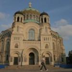 Собор Святителя Николая, Никольский Морской собор, Кронштадт