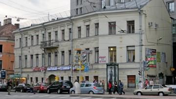 Дом Дельвига на Владимирской площади