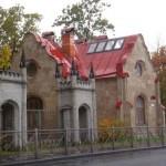 Дом привратника, дача Алексея Орлова