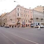Литейный проспект, 5, улица Чайковского, 19