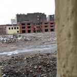 Завод Бумман, Сан-Галли, Лиговский проспект, 60-62, после сноса