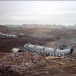 Стадион имени Кирова, снос