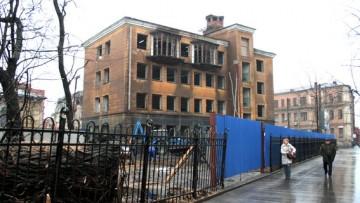 Родильный дом Педиатрической академии, Большой Сампсониевский проспект, 65, снос, демонтаж